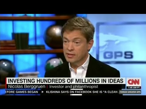 Investing in Ideas: CNN Interview with Nicolas Berggruen