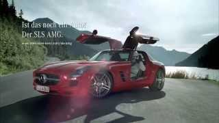 2011 Mercedes Benz SLS AMG Interior Videos
