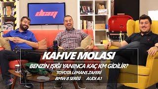 DCM TV benzin ışığı yandıktan sonra kaç KM gidiyor? | KAHVE MOLASI #2