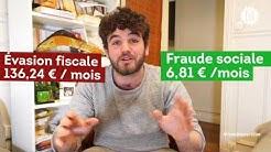 Osons Causer #3 : L'évasion fiscale nous coûte à chacun 136,24 € par mois