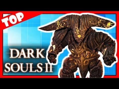 RANKING DE DIFICULTAD de los jefes de Dark Souls 2 (Parte 3)