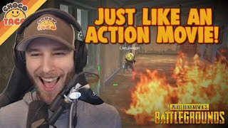 Through the Fire and Flames on Extreme Difficulty ft. Swagger - chocoTaco PUBG Gameplay