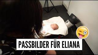 ERSTE PASSBILDER FÜR ELIANA | 28.06.2018 | ✫ANKAT✫