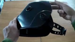 сварочная маска хамелеон Forte МС-3500 Замена батарейки