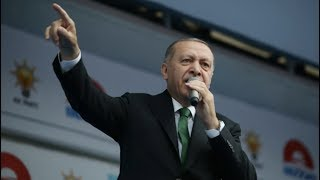 Erdogan Accelerates Attacks on Syria and Iraq in Lead-up to Turkish Election