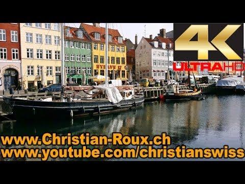 UHD/4K - Postcard from Copenhagen/Denmark (filmed with Samsung Galaxy Note 3)
