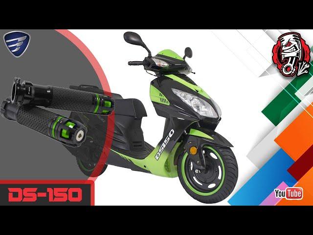 2018 Italika DS Puños Con Direccionales LEDS