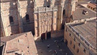 ¡Ven a estudiar a la Universidad de Salamanca!