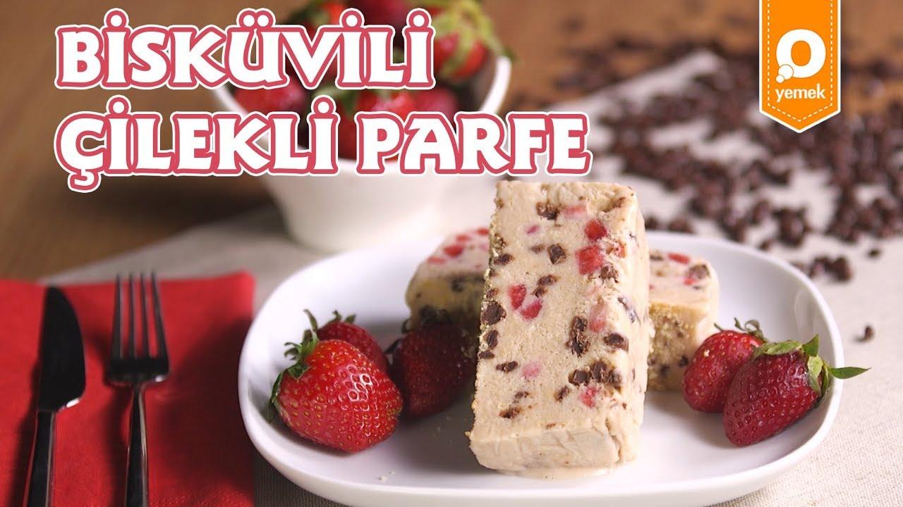 Pudingli Bisküvili Parfe
