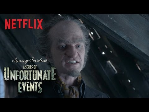 Lemony Snicket's A Series of Unfortunate Events    2 HD  Netflix
