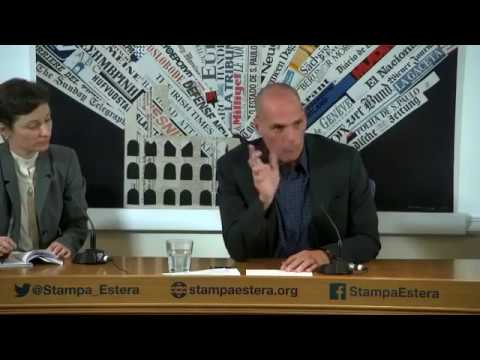 DiEM25 will contest the European Parliament elections in Italy - Yanis Varoufakis | DiEM25