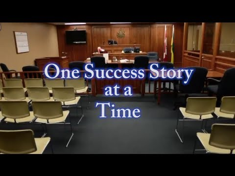 Regina Drug Treatment Court - One Success Story at a Time