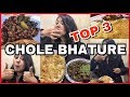BEST Chole Bhature In DELHI #QuirkyEats Ep.2
