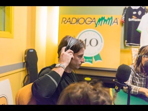 Daniele Cacia ospite a Radio Gamma
