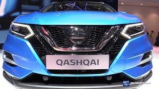 2018 Nissan Qashqai - Exterior and  Interior Walkaround - Debut at 2017 Geneva Motor Show