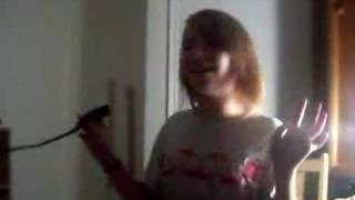 Jamey singing My Boy Lollipop- Spice Girls
