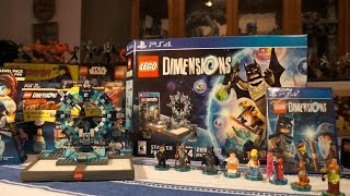 Video Unboxing + Gameplay LEGO Dimensions (Parte 1/2) (PS4, PS3, WiiU, X360, XOne) download MP3, 3GP, MP4, WEBM, AVI, FLV Juli 2018