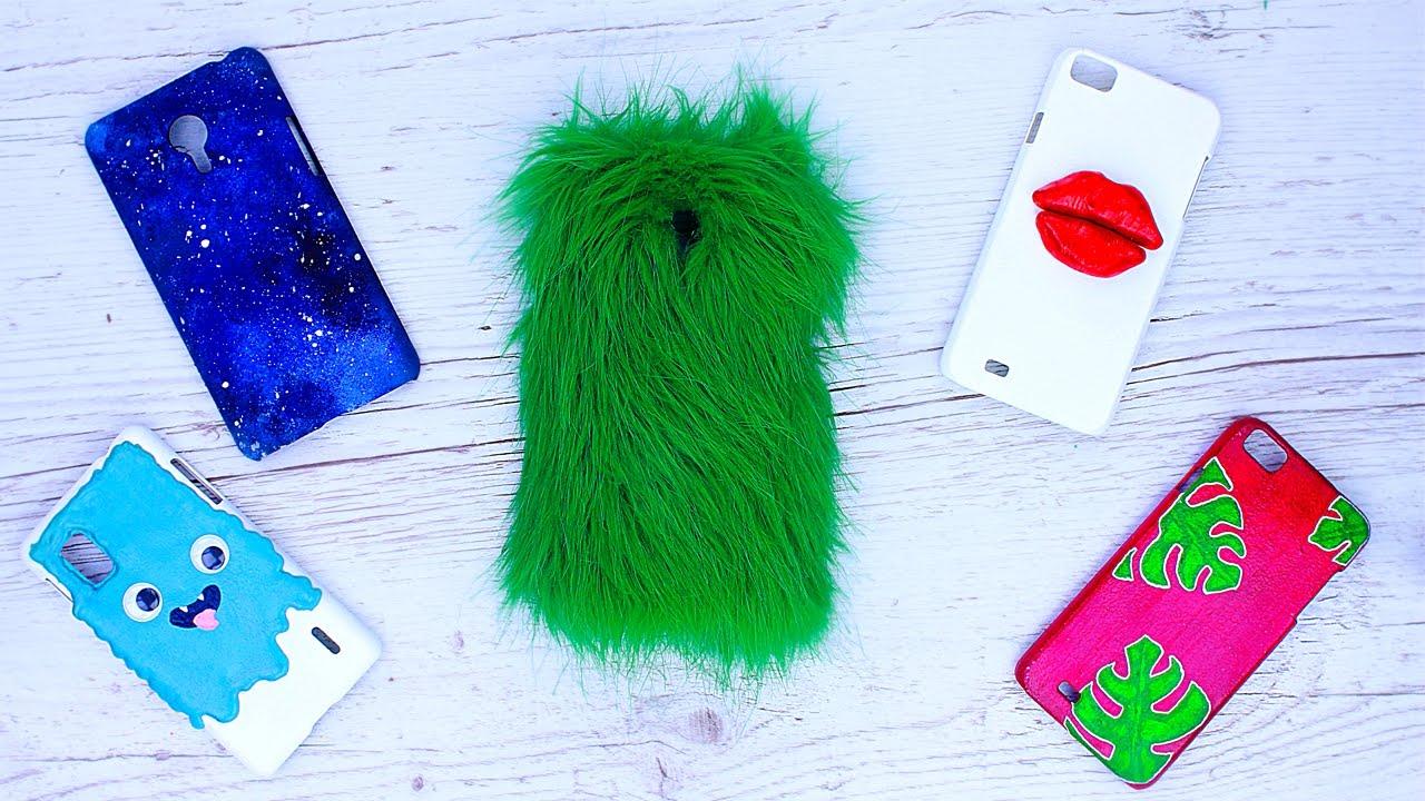 5 стильных идей чехлов для телефона