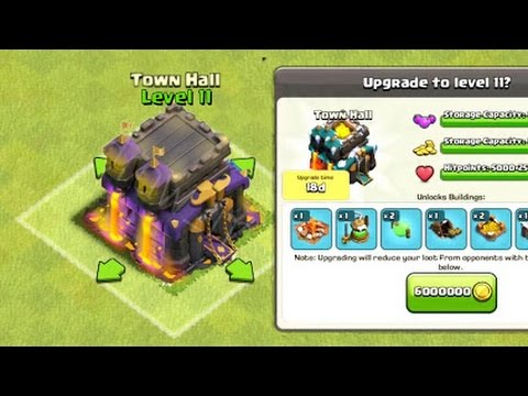 Town Hall Level 11 Coming Soon (TH11) | Clash Of Clans ...
