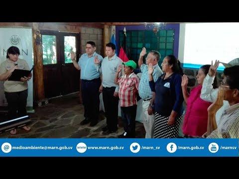 Juramentan Comité Asesor Local Área de Conservación El Imposible-Barra de Santiago