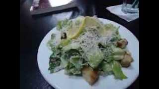Lunch Combo Soup & Salad Old Bank Bistro Restaurant Jarvis St Fort Erie  905 994 9222