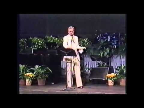 Jimmy Swaggart Crusade Boston, MA 1983: God's Lawsuit Against America