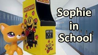 lps sophie in school