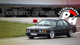 IZLETELI SMO SA STAZE - NAVAK TRACKDAY No.1 2018 / PH Vlog
