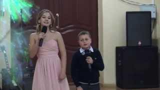 Поздравление племянников на свадьбе.