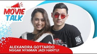 #MovieTalk Satu Suro - Peran Hantu Alexandra Gottardo