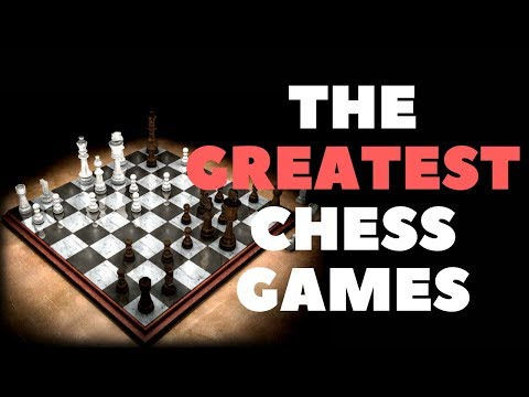 Greatest Games of Chess ever Played Part 1 with GM Dzindzi - Exclusive Preview - ChessDVD Production
