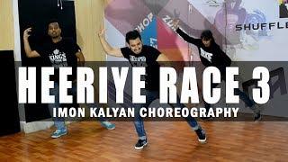Heeriye Race 3 | Salman Khan, Jacqueline | Dance Choreography Imon Kalyan ft. Debomita & Pradip
