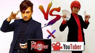 ADU SAKTI !! Denny Darko VS Marcel Radhival #MagicTutorial
