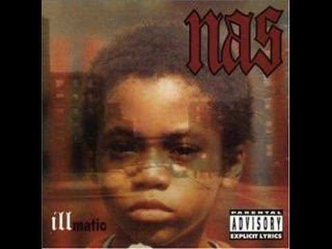 Nas  It Aint Hard To Tell