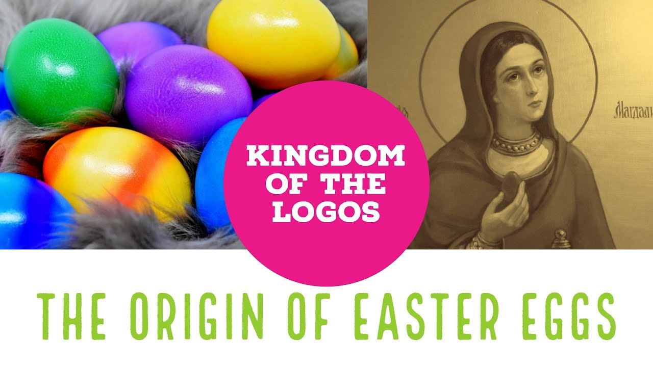 History of Easter eggs from Mary Magdalene to the present day
