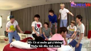 [Vietsub] All About Super Junior - Treasure Within Us - Mafia Game