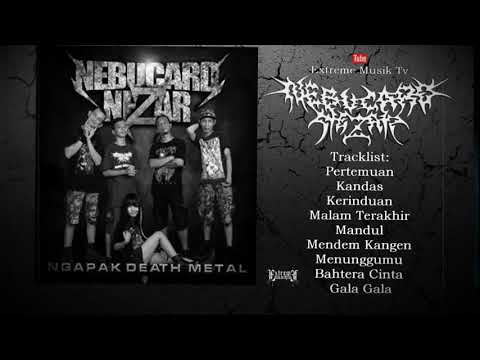 NEBUCARD NEZAR -  Cover Lagu Dangdut Terbaik Full Album