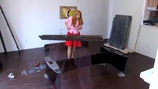 Super Fast Ninja Mary Avina Billiard Pool Table Mechanic