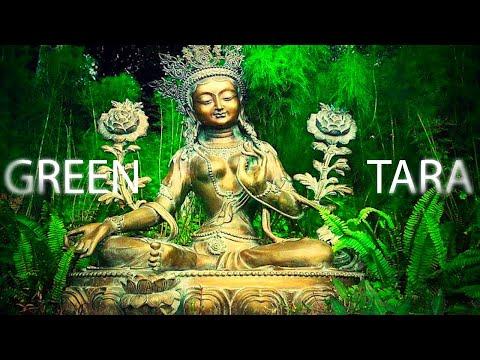 POWERFUL GREEN TARA MANTRA FOR WISHES! Powerful Mantras!