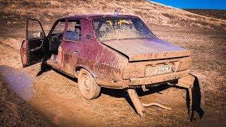Cu Dacia Pe Camp - Knock Out Edition - Test Drive Extrem (4K)