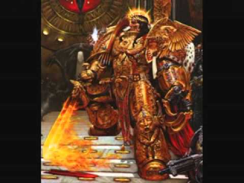 Warhammer 40000 Emperor Tribute - YouTube