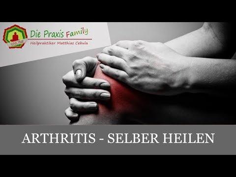 Arthritis Selber Heilen