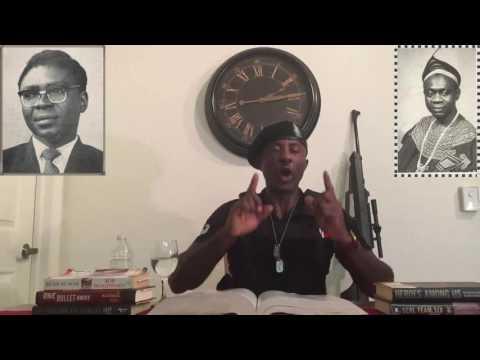 """Southern Cameroon Independence Movement"" Nso Foncha Nkem Response To Paul Biya End of Year Speech"
