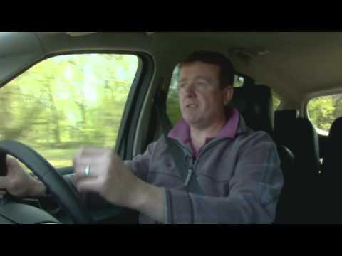 Ford - Blind Spot Information System solves blind spot problem