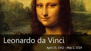 Leonardo Da Vinci Biography - Goodbye-Art Academy