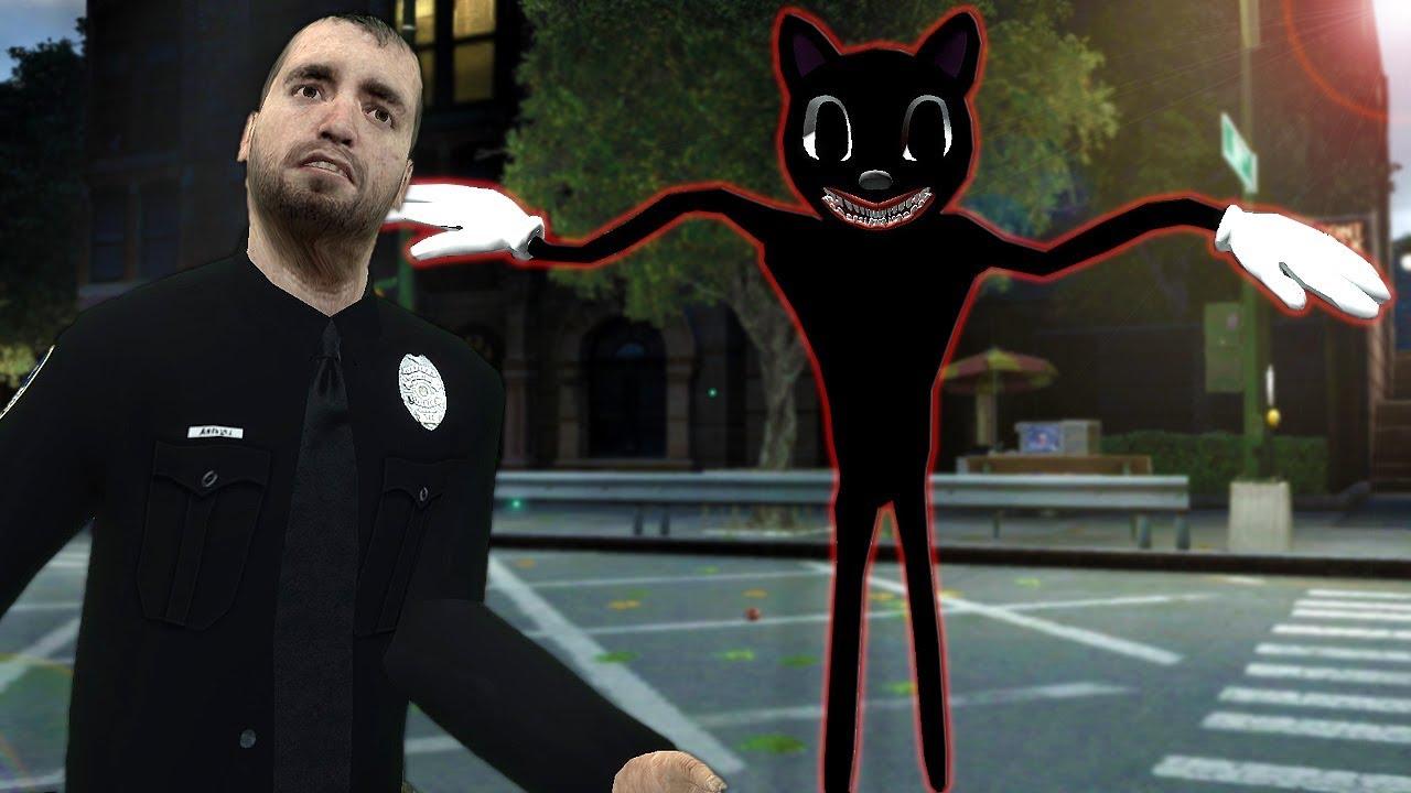 Cartoon Cat Gets Revenge On Us For Nuking Scp 096 Garry S Mod