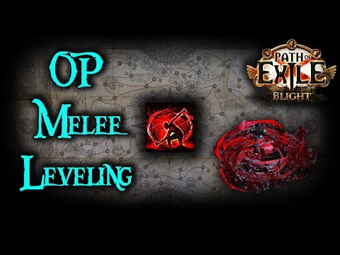 Bladestorm, The Super Smooth Melee Leveling Skill - Impale Champion | Behind Eyes Gaming