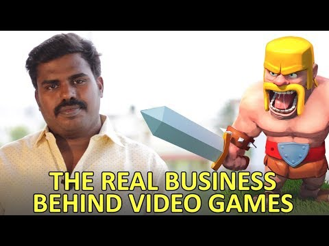 The Real Business behind Video Games   Each One Teach One