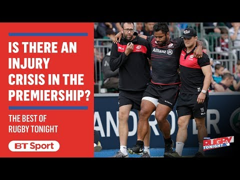 Ben Kay and Ugo Monye discuss whether the Premiership injury crisis is out of control