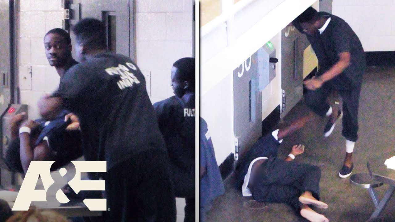 Download 60 Days In: Top 5 Moments From Fulton County Jail   A&E